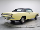 Pictures of Plymouth Barracuda Formula S 383 Convertible (BH27) 1967