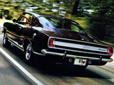 Pictures of Plymouth Barracuda Formula S Fastback (BH29) 1967