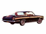 Plymouth Barracuda Sport Coupe (AV1/2-P V89) 1965 photos