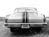 Plymouth Barracuda Fastback Hardtop (BP29) 1966 images