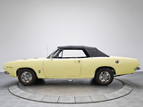 Plymouth Barracuda Formula S 383 Convertible (BH27) 1967 photos