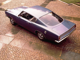 Plymouth Barracuda Fastback (BH29) 1967 photos