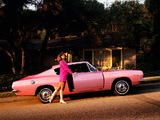 Plymouth Barracuda Fastback Playmate Pink (BH29) 1967 pictures