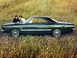Plymouth Barracuda Hardtop (BH23) 1968 photos