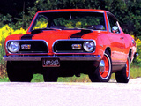 Plymouth Barracuda Fastback (BH29) 1969 images