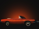 Plymouth Barracuda Convertible (BH27) 1969 images