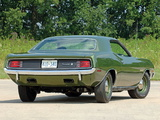 Plymouth Barracuda 1970 photos