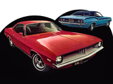 Plymouth Barracuda 1970 wallpapers