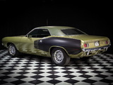 Plymouth Barracuda 440 1971 photos