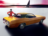 Plymouth Barracuda Gran Coupe 1971 wallpapers