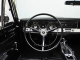 Plymouth Barracuda Formula S 383 Convertible (BH27) 1967 wallpapers