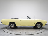 Plymouth Barracuda Formula S 383 Convertible (BH27) 1967 wallpapers