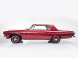 Images of Plymouth Belvedere 426/425 HP Max Wedge Stage II Hardtop Coupe (TP2-M) 1963