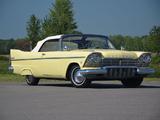 Photos of Plymouth Belvedere Convertible (P31-3) 1957