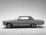 Photos of Plymouth Belvedere II Sedan (AR1/2-M R33) 1965