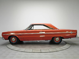 Pictures of Plymouth Belvedere II 426 Hemi Hardtop Coupe (RH23) 1966