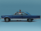 Pictures of Plymouth Belvedere Satellite Hardtop Coupe (RP23) 1967
