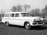 Plymouth Belvedere Suburban Wagon 1955 photos