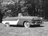 Plymouth Belvedere Convertible (P27) 1955 pictures