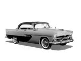 Plymouth Belvedere Sport Sedan (P29-3) 1956 wallpapers