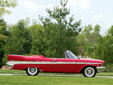 Plymouth Belvedere Convertible (P31-3) 1957 images
