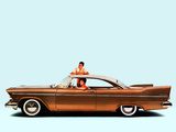 Plymouth Belvedere Hardtop Coupe (P30-3) 1957 pictures
