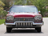 Plymouth Belvedere Convertible (P31-3) 1957 wallpapers