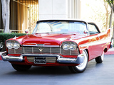 Plymouth Belvedere 1958 photos