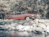 Plymouth Belvedere Sport Coupe 1958 wallpapers