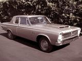 Plymouth Belvedere I A990 2-door Sedan 1965 photos