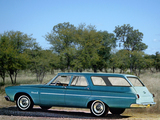 Plymouth Belvedere I Station Wagon (AR1/2-L R56) 1965 pictures