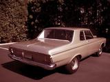 Plymouth Belvedere I A990 2-door Sedan 1965 pictures
