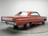 Plymouth Belvedere II 426 Hemi Hardtop Coupe (RH23) 1966 images