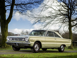 Plymouth Belvedere Satellite 426 Hemi Hardtop Coupe (RP23) 1966 wallpapers