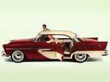 Plymouth Belvedere 4-door Sport Sedan (P29-3) 1956 wallpapers