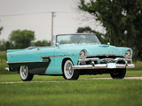 Plymouth Belvedere Convertible (P29-3) 1956 wallpapers