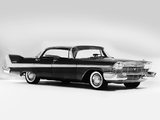 Plymouth Belvedere Sport Sedan 1958 wallpapers