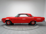 Plymouth Belvedere Max Wedge Hardtop Coupe 1964 wallpapers