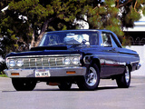 Plymouth Belvedere Hemi Hardtop Coupe 1964 wallpapers
