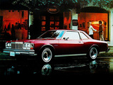Plymouth Caravelle 2-door Specialty Hardtop 1978 wallpapers