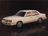 Plymouth Caravelle Sedan 1987 wallpapers