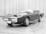 Photos of Plymouth XNR Concept Car 1960