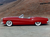 Pictures of Plymouth Belmont Concept Car 1954