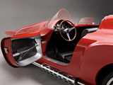 Pictures of Plymouth XNR Concept Car 1960