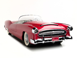 Plymouth Belmont Concept Car 1954 images