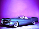 Plymouth Belmont Concept Car 1954 pictures