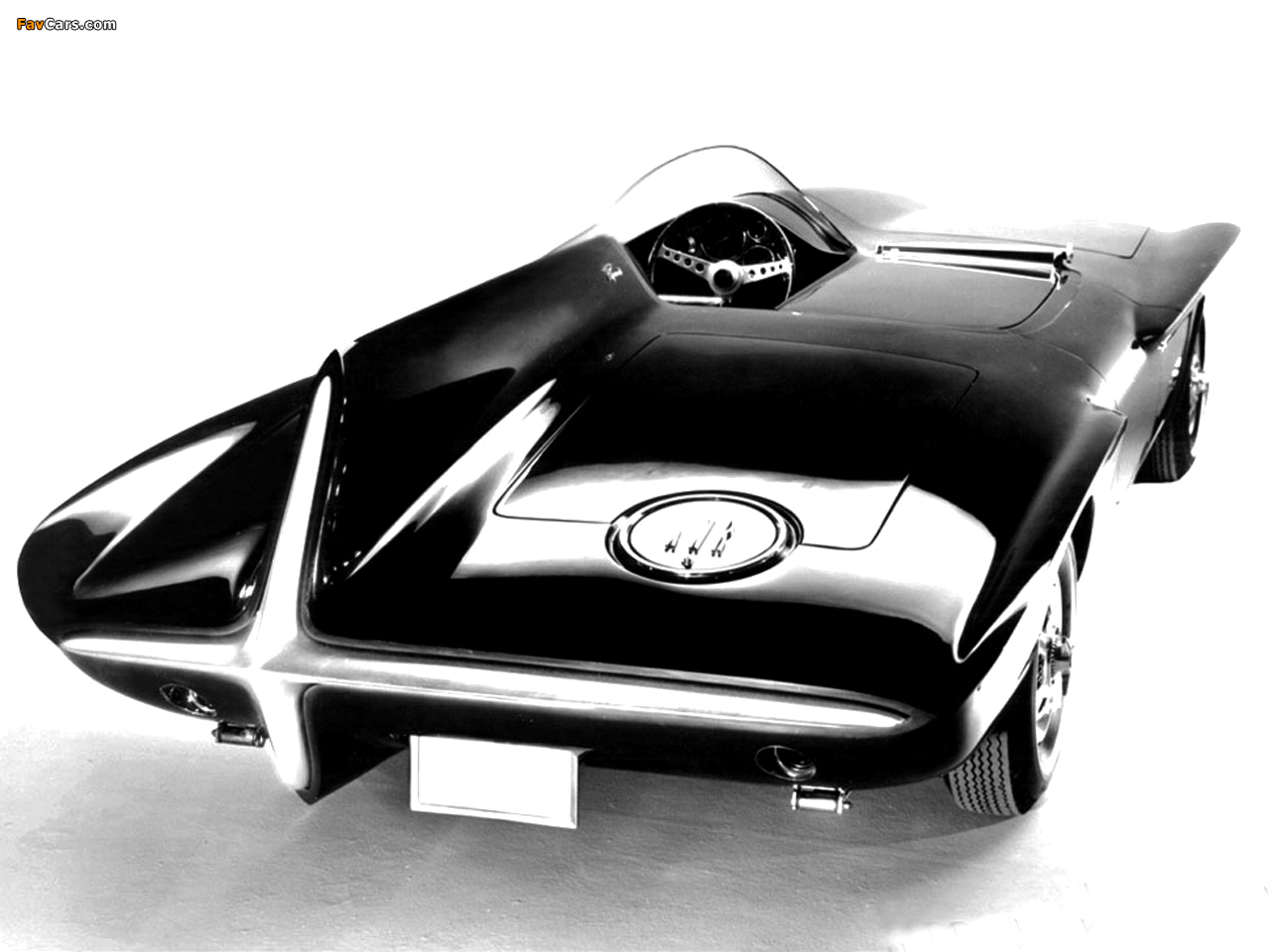 Plymouth XNR Concept Car 1960 images (1280 x 960)