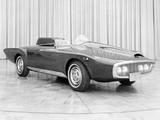 Plymouth XNR Concept Car 1960 photos
