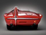 Plymouth XNR Concept Car 1960 wallpapers