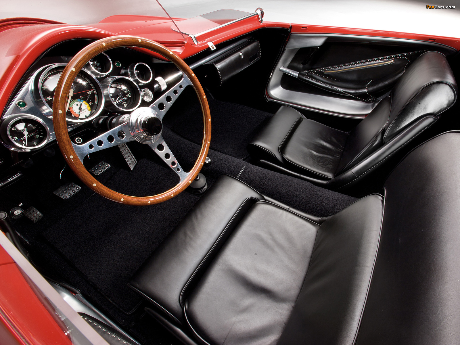 Plymouth XNR Concept Car 1960 wallpapers (1600 x 1200)